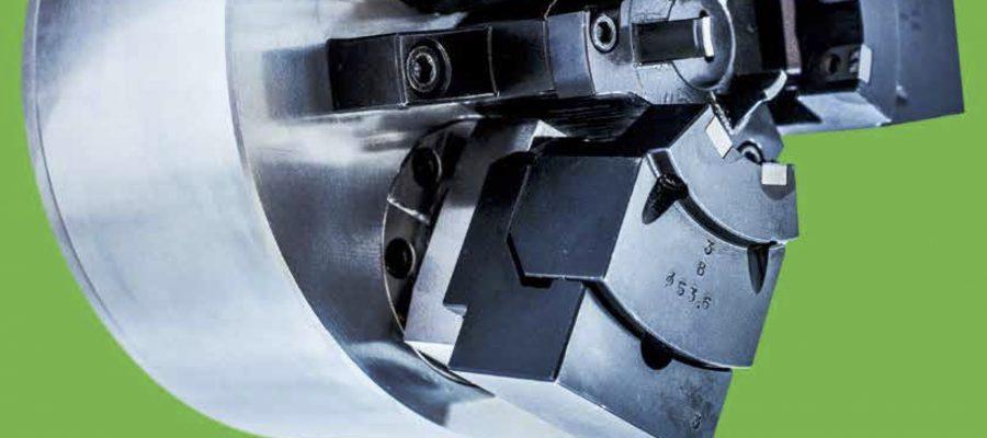 TEIKOKU CHUCK CO.,LTD. | 能在切削加工时准确抓住工件的卡盘